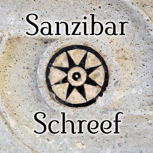 ArtyType designed Sanzibar font