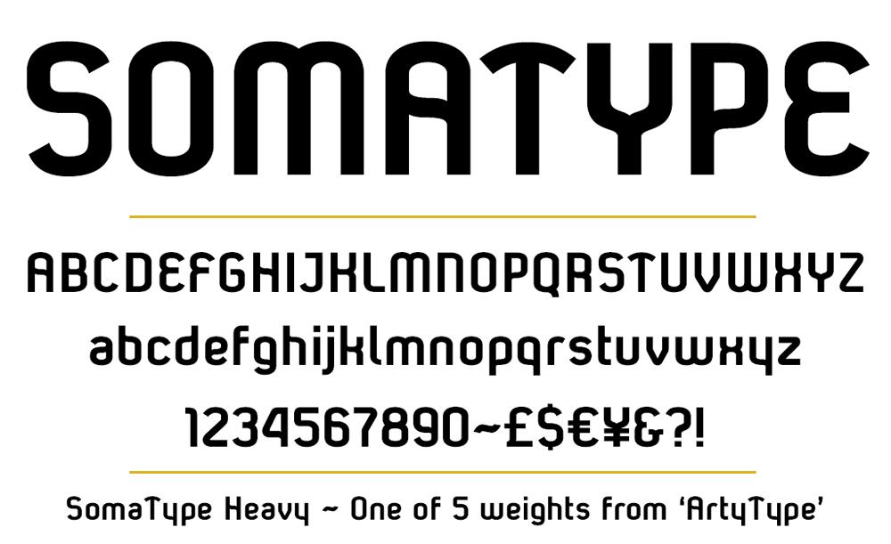 SomaType-heavy