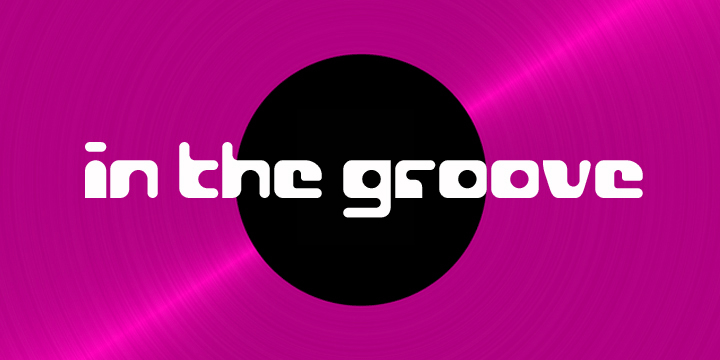 In-the-groove