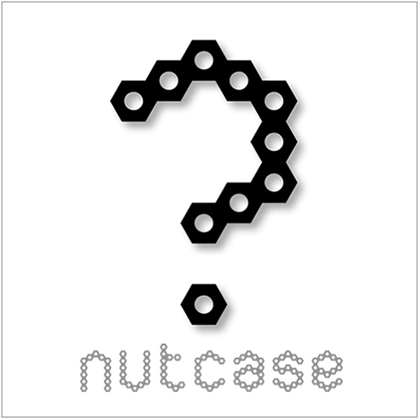 Nutcase typeface from ArtyType