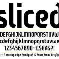 Sliced-set