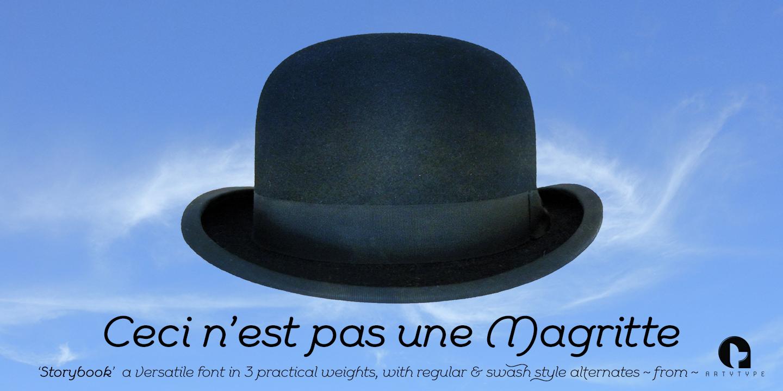 Magritte banner 1
