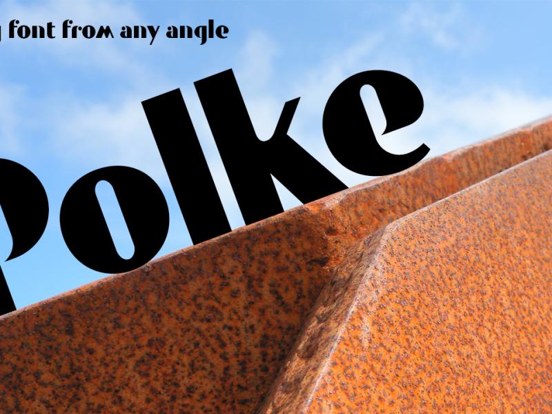 New Release: Polke