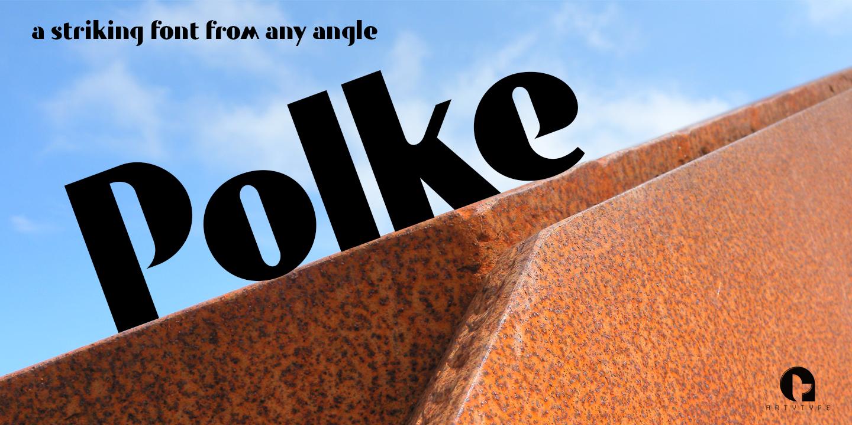 Polke Banner 8a