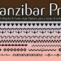 Sanzibar alphabats 2