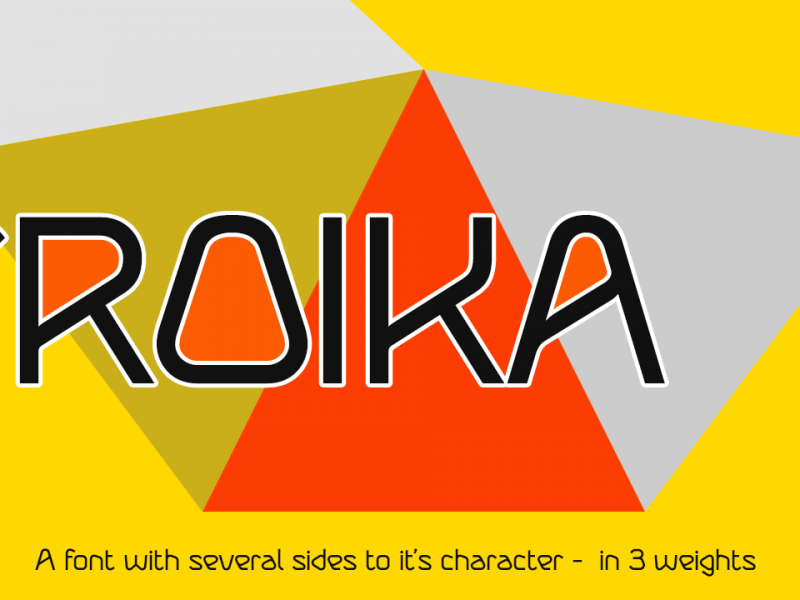 New Release: Troika