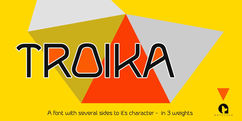 New Release: Troika