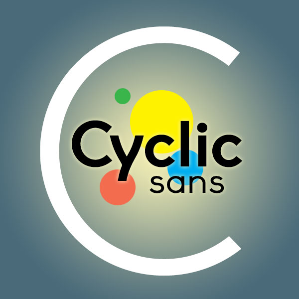 New Release: Cyclic Sans