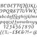 Sanzibar-Script-Swash-glyphs
