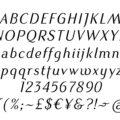 Sanzibar-Script-glyphs